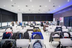 Debat in de werkgroepen tijdens het gezamenlijk kenniscafé van LVMB, IVERA, CVN en IVER op 17 november in de Jaarbeurs